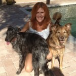 Me and my dogs